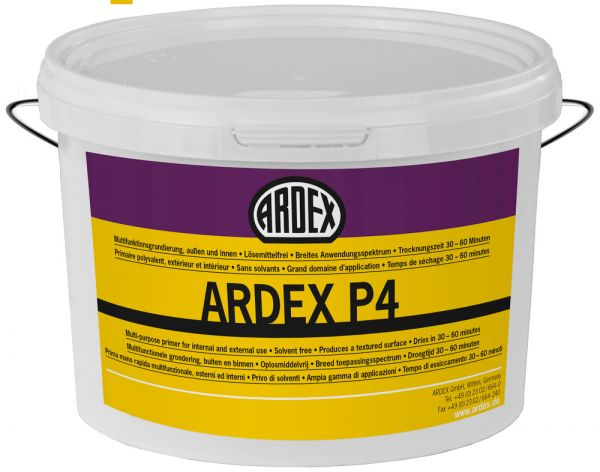Ardex P 4 Schnel.Multifunktionsgrund.2kg