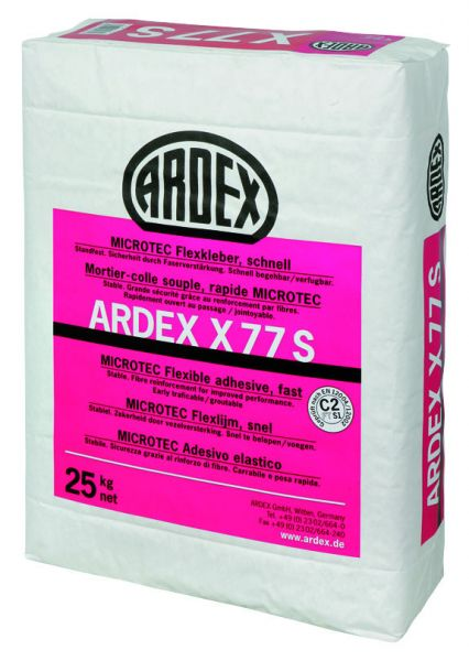 Ardex X77s Microtec Flexkl.Schnell