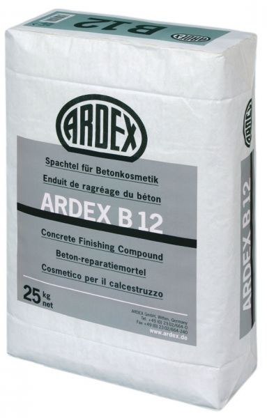 Ardex B12 Betonspachtel
