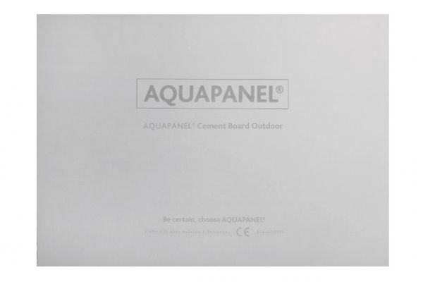 Aquapanel Outdoor 12,5mm 900x1250mm