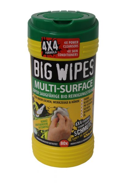 Big Wipes Reinigungstücher Multi Surface