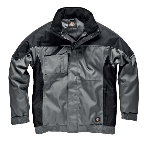 Dickies Winterjacke Industry grau
