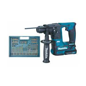 makita akku bohrhammer hr 166 im set g nstig kaufen. Black Bedroom Furniture Sets. Home Design Ideas
