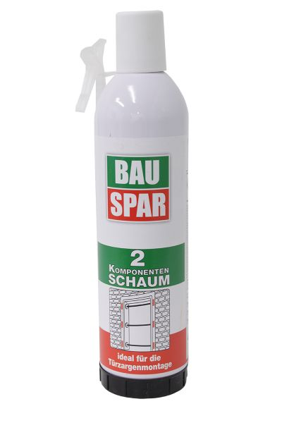 Bauspar Montageschaum 400ml 2K